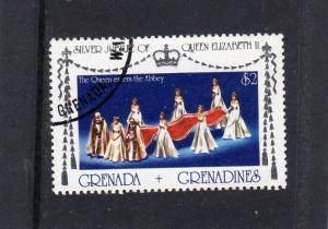 Grenada Queens Silver Jubilee CTO
