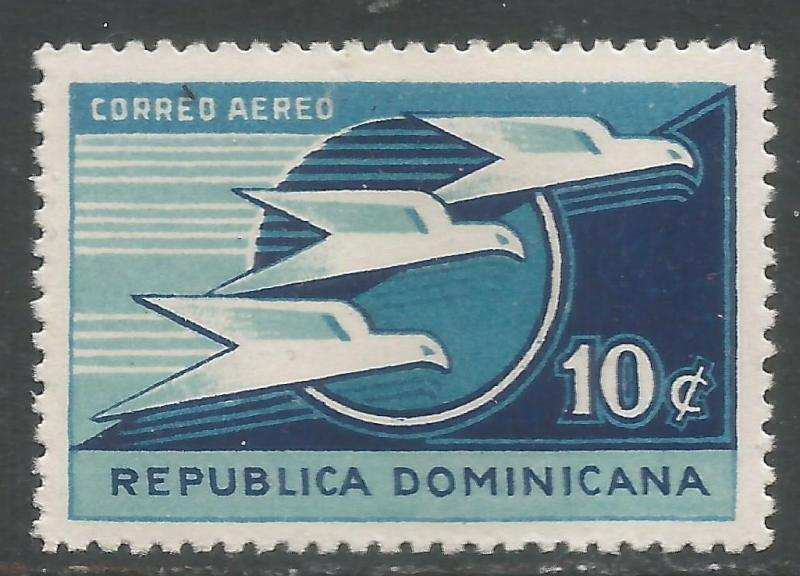 DOMINICAN REPUBLIC C22 MOG R407