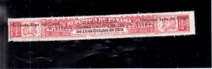Canal Zone: Liquor Tax Stamp, Sc R18 (S18019)