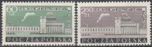 Poland #864-5 MNH F-VF (SU3465)
