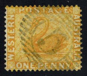 Western Australia Scott 49 Used.
