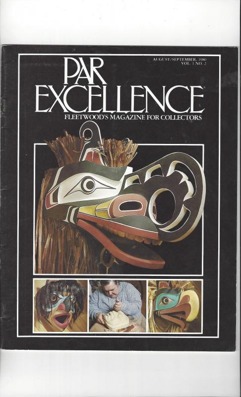 Par Excellence, Fleetwood's Magazine for Collectors, September 1980  Vol 1, No 2