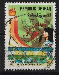 Iraq 1982 Iraqui Women's Day 50f (1/3) USED