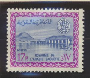Saudi Arabia Stamp Scott #302, Mint Never Hinged - Free U.S. Shipping, Free W...