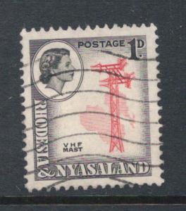 Rhodesia and Nyasaland 159  F-VF  Used