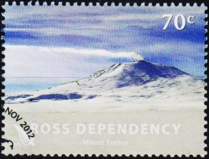 Ross Dependency. 2012 70c. Fine Used