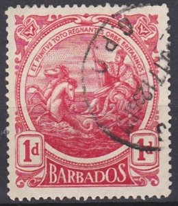 Barbados 129 used (1916)