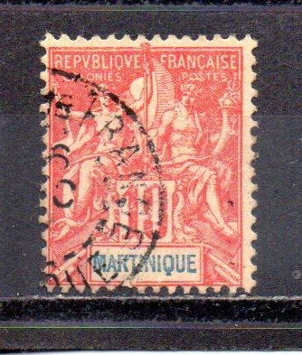 Martinique 39 used