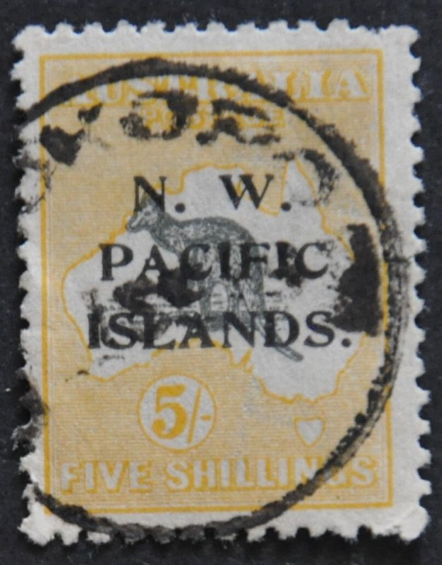 DYNAMITE Stamps: North West Pacific Islands Scott #36 – USED
