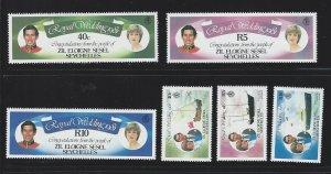 Seychelles Zil Elwannyen Sesel  mnh sc 23-28