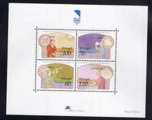 PORTUGAL Scott 1913a MNH** 1992 Navigator souvenir sheet