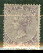AA: Bermuda 4 mint CV $2300