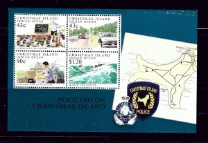 Christmas Is 306a MNH 1991 S/S   #2