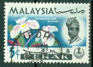 Malaysia - Perak - Scott 141