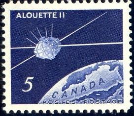 Risultati immagini per alouette satellite