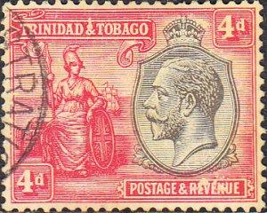 Trinidad & Tobago #26    Used