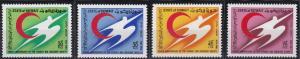 Kuwait  656-659 MNH (1976)