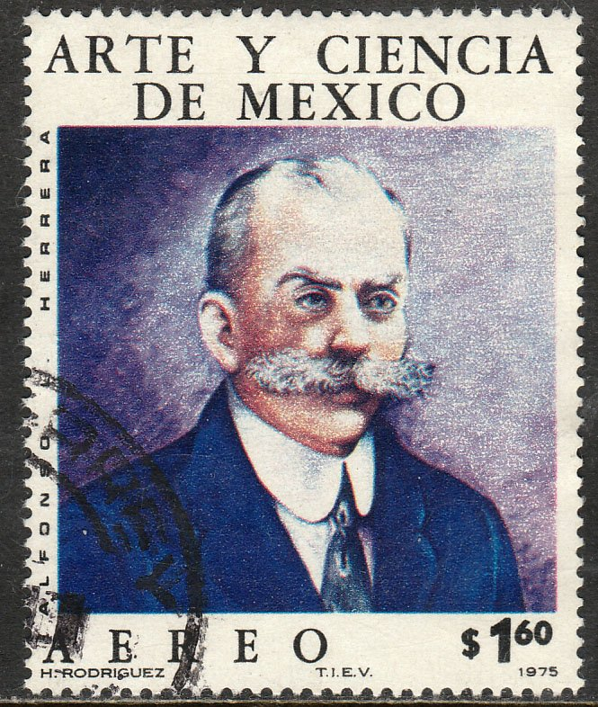 MEXICO C514, Art & Science (Series 5) USED. F-VF. (1330)