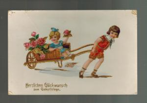 1930 Wussingen Germany Picture postcard Cover to USA