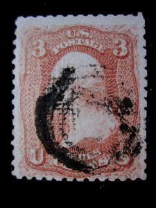 US - SCOTT# 94 - USED - CAT VAL $10.00 (1)