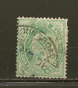 India 61 King Edward VII Used