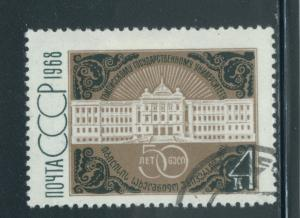 Russia 3499  Used