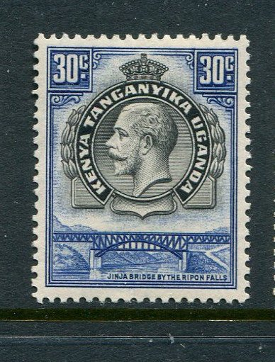 Kenya Uganda #51 Mint