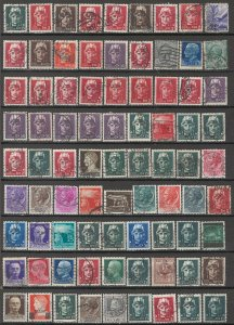 COLLECTION LOT # 5709 ITALY 81 STAMPS CLEARANCE