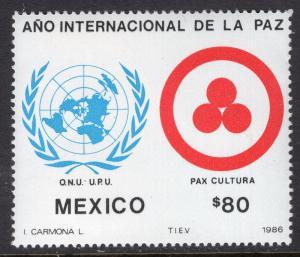 MEXICO SCOTT 1460