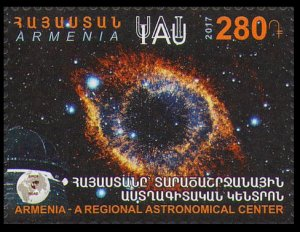 2017 Armenia 1019 Armenia - Regional Astronomical Center