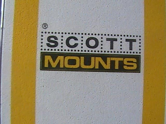 PRINZ/SCOTT MOUNTS--215MM LONG x 36MM HIGH---15 STRIPS---BLACK BACKROUND