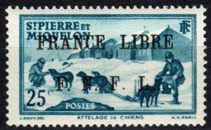 Saint Pierre And Miquelon  #229 MNH CV $17.00  (P685)