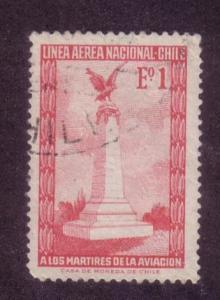 Chile Sc. # C262 Used