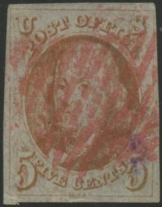 #1 VF USED WITH RED GRID CANCEL CV $400 BR9817