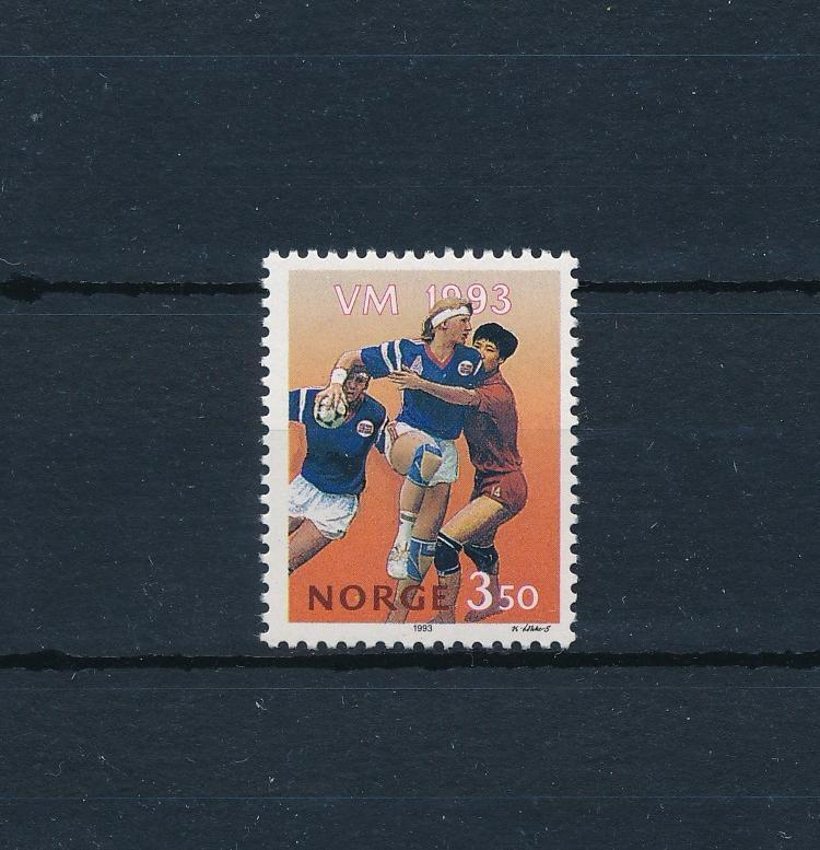 [59877] Norway 1993 Sports Handball MNH