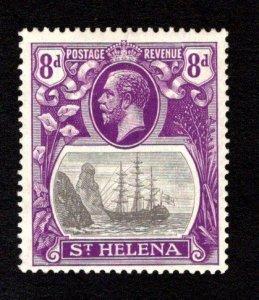 ST. HELENA  SC# 86  FVF/MOG