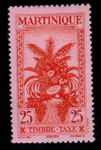 Martinique Scott J29 MH* 1933 Postage Due
