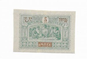 Obock #49 MH - Stamp - CAT VALUE $3.50
