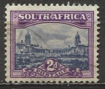 South Africa; 1950: Sc. # 56a: O/Used Single stamp