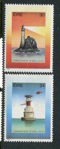 Ireland #669-73 MNH