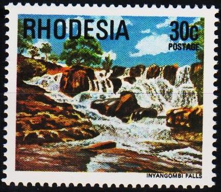 Rhodesia.1978 30c S.G.567 Unmounted Mint