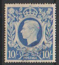 GB George VI  SG 478b Used