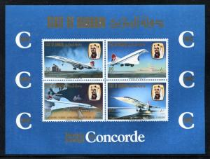 Bahrain 247a, MNH, 1976 Concorde at London Airport. x23734