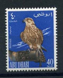Abu Dhabi Scott C13! MNH! Bird!