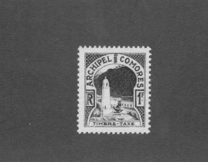 COMOROS ISLAND J2 MNH BIN$ 1.20