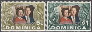 Dominica #352-3 MNH   (S5914)