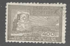 Brazil Scott 454 Used stamp