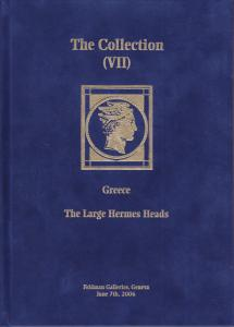 Greece - The Large Hermes Heads, Feldman Auction Catalog, New