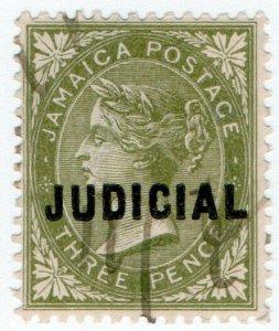 (I.B) Jamaica Revenue : Judicial 3d (1898)