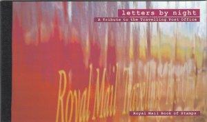 GB QEII 2004 Letters By Night Prestige Booklet DX32 MNH JK1755